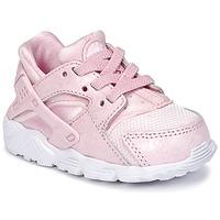 Παπούτσια Κορίτσι Χαμηλά Sneakers Nike HUARACHE RUN SE TODDLER ροζ