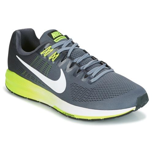 Παπούτσια Άνδρας Τρέξιμο Nike AIR ZOOM STRUCTURE 21 Grey