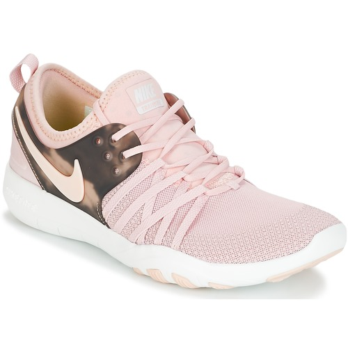 Παπούτσια Γυναίκα Fitness Nike FREE TRAINER 7 AMP W ροζ
