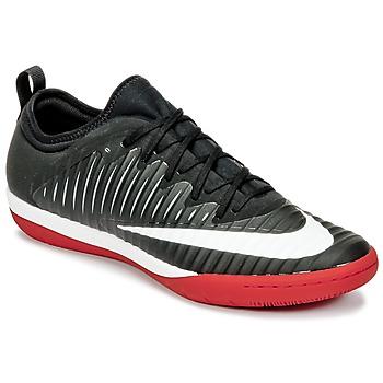 Παπούτσια Άνδρας Ποδοσφαίρου Nike MERCURIALX FINALE II IC Black / άσπρο / Red