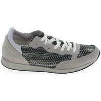 Παπούτσια Γυναίκα Χαμηλά Sneakers Ippon Vintage Run Street Blanc Gris Grey