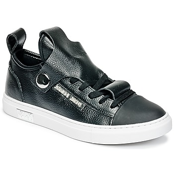 Παπούτσια Γυναίκα Χαμηλά Sneakers Armani jeans RATONE Black