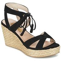 Παπούτσια Γυναίκα Σανδάλια / Πέδιλα Bocage HELEN Black