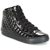Παπούτσια Κορίτσι Ψηλά Sneakers Geox J KALISPERA G.F Black
