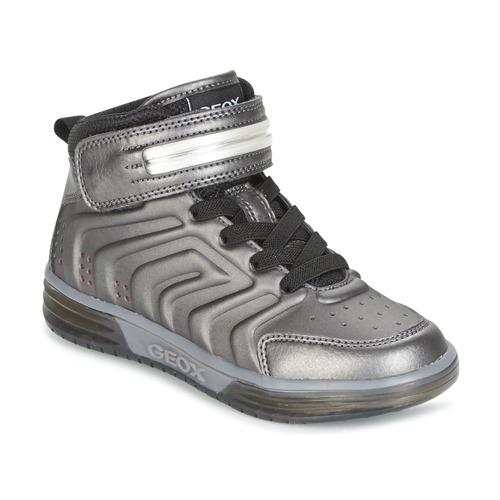 Παπούτσια Αγόρι Ψηλά Sneakers Geox J ARGONAT B. B Black