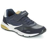 Παπούτσια Αγόρι Χαμηλά Sneakers Geox J BERNIE A MARINE / Green