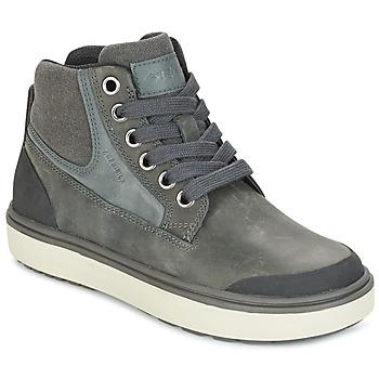 Παπούτσια Αγόρι Ψηλά Sneakers Geox J MATT.B ABX C Grey