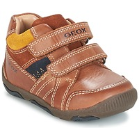 Παπούτσια Αγόρι Χαμηλά Sneakers Geox B N.BALU' B. B Brown