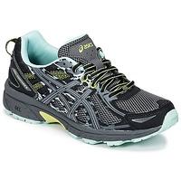 Παπούτσια Γυναίκα Τρέξιμο Asics GEL-VENTURE 6 Black / Green