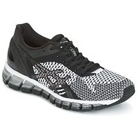 Παπούτσια Γυναίκα Τρέξιμο Asics GEL-QUANTUM 360 KNIT Black / Άσπρο
