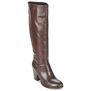 Παπούτσια Γυναίκα Μπότες για την πόλη Betty London MIRIDIA Brown