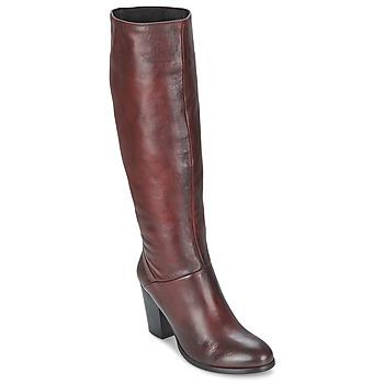 Παπούτσια Γυναίκα Μπότες για την πόλη Betty London MIRIDIA BORDEAUX