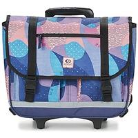 Τσάντες Κορίτσι Σχολικές τσάντες με ροδάκια Rip Curl CAMO WHEELY SATCHEL Multicolore