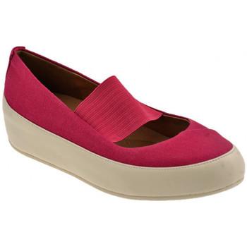 Παπούτσια Γυναίκα Μπαλαρίνες FitFlop  Red
