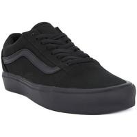 Παπούτσια Άνδρας Χαμηλά Sneakers Vans OLD SKOOL LITE Nero