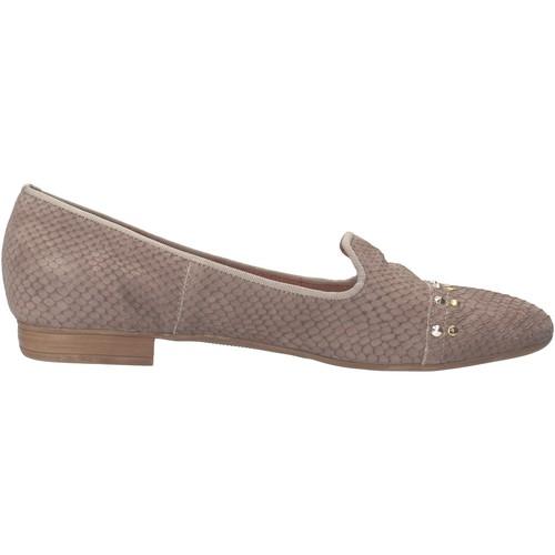 Παπούτσια Γυναίκα Μοκασσίνια Carmens Padova Μοκασίνια AF36 Γκρί