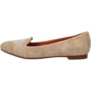 Παπούτσια Γυναίκα Μοκασσίνια Carmens Padova Μοκασίνια AF37 Μπεζ