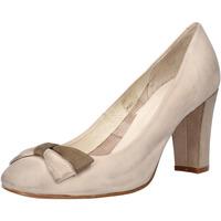 Παπούτσια Γυναίκα Γόβες Carmens Padova Ψηλοτάκουνα AF52 Μπεζ
