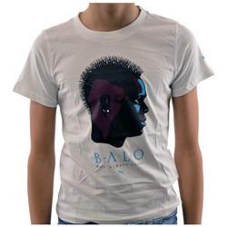 Υφασμάτινα Παιδί T-shirt με κοντά μανίκια Puma  Άσπρο