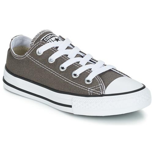 Παπούτσια Παιδί Χαμηλά Sneakers Converse CHUCK TAYLOR ALL STAR SEAS OX Anthracite