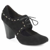 Παπούτσια Γυναίκα Γόβες Sans Interdit ELINE Black