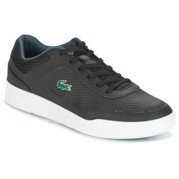 Παπούτσια Άνδρας Χαμηλά Sneakers Lacoste EXPLORATEUR SPORT Black / Green