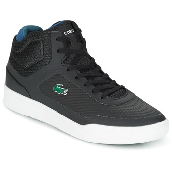 Παπούτσια Άνδρας Ψηλά Sneakers Lacoste EXPLORATEUR SPT MID Black / Green