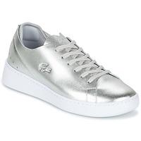 Παπούτσια Γυναίκα Χαμηλά Sneakers Lacoste EYYLA Silver