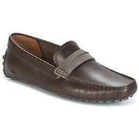 Παπούτσια Άνδρας Μοκασσίνια Lacoste HERRON Brown