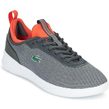 Παπούτσια Άνδρας Χαμηλά Sneakers Lacoste LT SPIRIT 2.0 Grey / Red