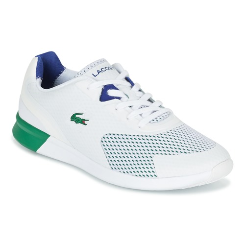 Παπούτσια Άνδρας Χαμηλά Sneakers Lacoste LTR.01 άσπρο / Green