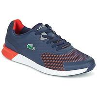 Παπούτσια Άνδρας Χαμηλά Sneakers Lacoste LTR.01 Marine / Red