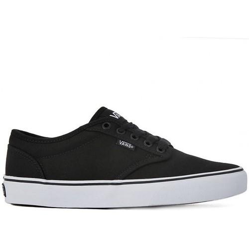 Παπούτσια Άνδρας Χαμηλά Sneakers Vans 187 ATWOOD CANVAS Nero