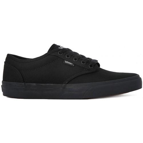 Παπούτσια Άνδρας Χαμηλά Sneakers Vans 186 ATWOOD CANVAS Nero