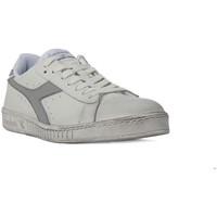 Παπούτσια Γυναίκα Χαμηλά Sneakers Diadora GAME LOW WAXED Grigio