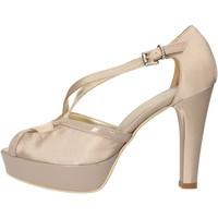 Παπούτσια Γυναίκα Σανδάλια / Πέδιλα Sergio Cimadamore Σανδάλια AF482 Μπεζ