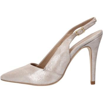 Παπούτσια Γυναίκα Σανδάλια / Πέδιλα Carmens Padova Σανδάλια AF503 Γκρί