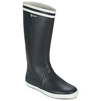 Παπούτσια Άνδρας Μπότες βροχής Aigle GOELAND Marine / Άσπρο
