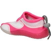 Παπούτσια Κορίτσι Sneakers Everlast sneakers bianco tessuto rosa gomma AF851 multicolore