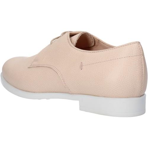 Παπούτσια Γυναίκα Derby & Richelieu Tod's Κλασσικός AF909 Ροζ