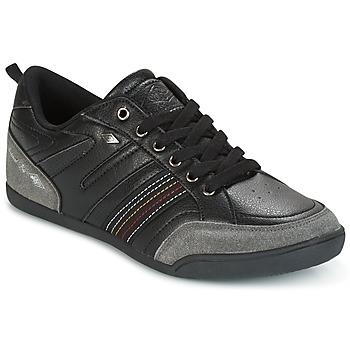 Παπούτσια Άνδρας Χαμηλά Sneakers Umbro DATEL Black