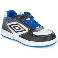 Παπούτσια Αγόρι Χαμηλά Sneakers Umbro DOGAN VLC Άσπρο / Μπλέ