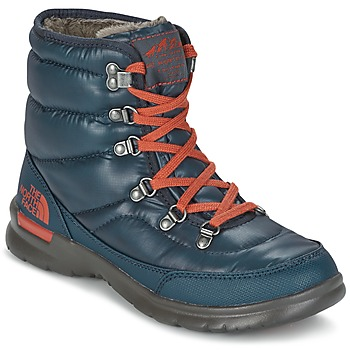 Παπούτσια Γυναίκα Snow boots The North Face THERMOBALL LACE II W Μπλέ