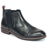 Παπούτσια Άνδρας Μπότες Tommy Hilfiger TOMMY COLTON 11A Black
