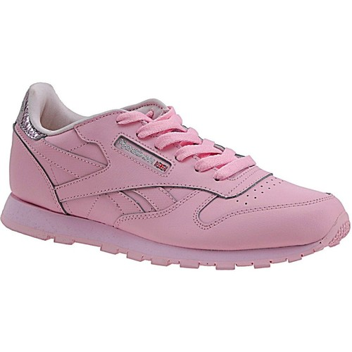 Παπούτσια Παιδί Sneakers Reebok Sport Classic Leather Metallic Rose
