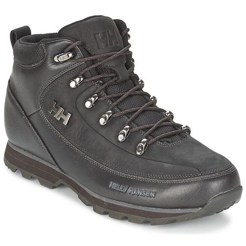 Παπούτσια Άνδρας Μπότες Helly Hansen THE FORESTER Black