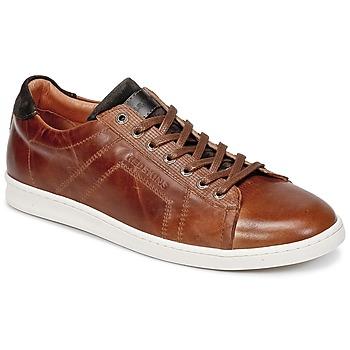 Παπούτσια Άνδρας Χαμηλά Sneakers Redskins ORMIL COGNAC