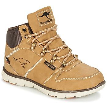 Παπούτσια Αγόρι Μπότες Kangaroos BLUERUN 2098 Miel