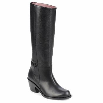 Παπούτσια Γυναίκα Μπότες για την πόλη Robert Clergerie ALCOR Black