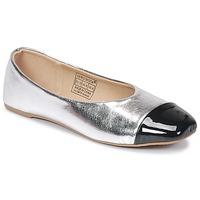 Παπούτσια Γυναίκα Μπαλαρίνες Vero Moda STAR BALLERINA Argenté / Black